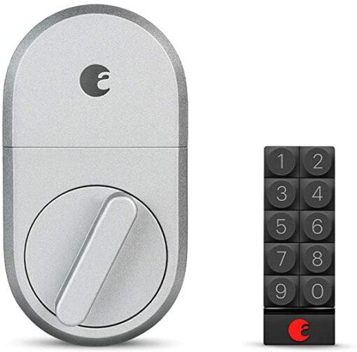 Smart Keyless Home Entry