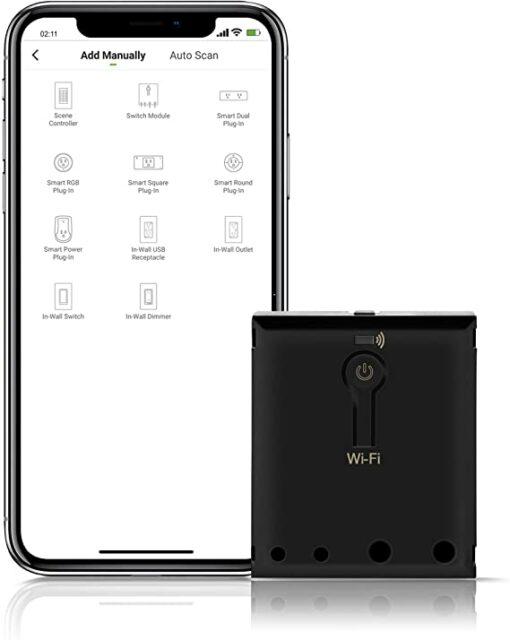 Hidden Smart Switch