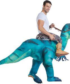 Inflatable Costume Dinosaur