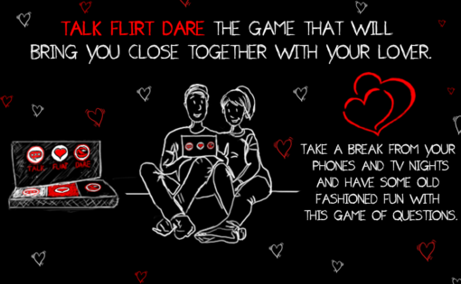Fun & Romantic Game For Couples