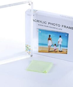 Acrylic Clear Picture Frames
