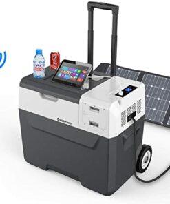 Solar Fridge & Freezer