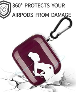 Pregnancy airpods case