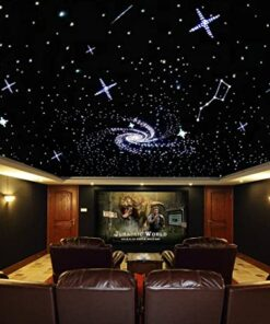 Twinkle Star Ceiling Lamp