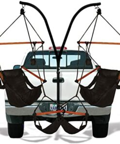 Trailer Hitch Stand And Chairs Combo