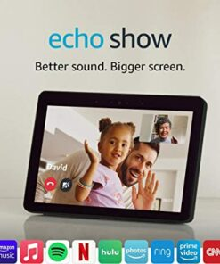 Smart Display With Alexa