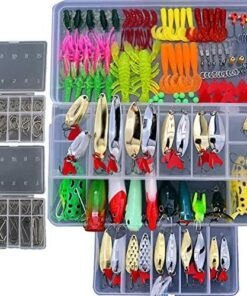 Fishing Lure Tackle Kit