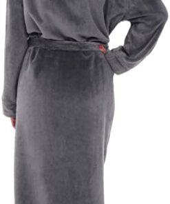 Women's long robe