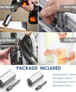 Socket Wrench Set