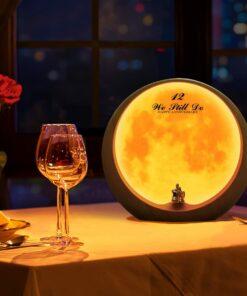 Moon Ambient Light