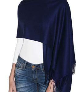 Fashion Shawl With Fringe