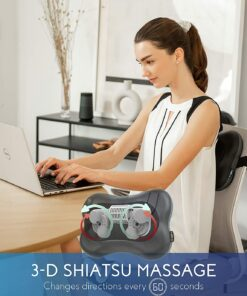 Back and Neck 3D Massager