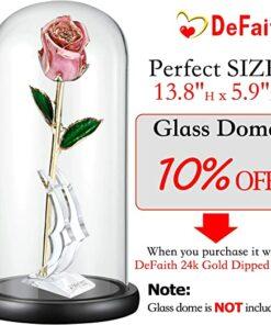 Rose 24K Gold Dipped