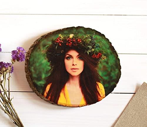 Custom Picture On Wood