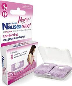 Anti-Nausea acupressure wristband