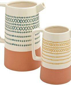 Modern Stoneware Watering Vase