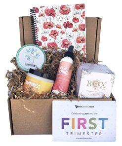 Organic pregnancy gift box