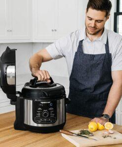 Deluxe XL Pressure Cooker