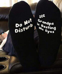 Grandpa Funny Socks