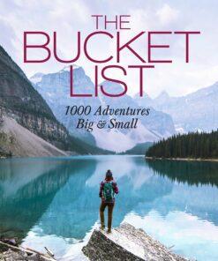 Bucket List Of 1000 Adventures