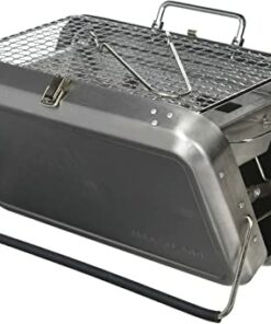 Suitcase Grill