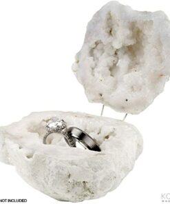 Geode Ring Box