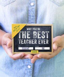 Best Teacher Journal