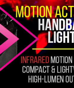 Automatic Sensor Light For Bags