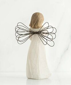 Angel of The Garden Sculpted