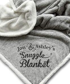 بطانية مخصصة