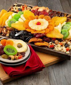 Dried Fruit & Nut Basket