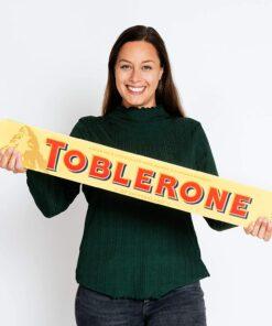 Toblerone Jumbo Chocolate
