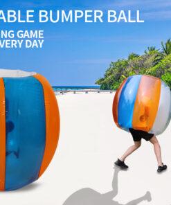 Human Bumper Ball