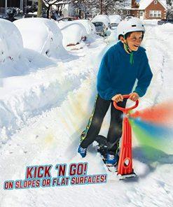 Ski Kick Scooter