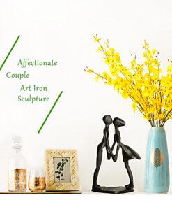 Affectionate Couple Sculpture