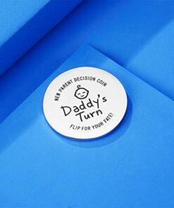 New Parents Fun Decision Coin