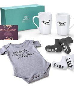 Mom & Dad Mug Set