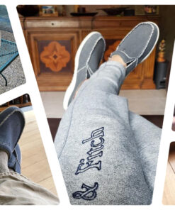 Canvas Slippers For Men