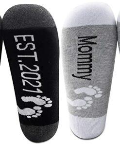 Daddy & mommy socks