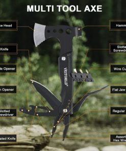 Multi Tool Axe