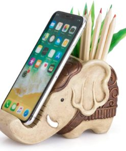 Holder with Phone Stand