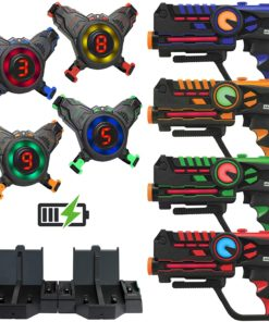 Laser Tag Guns & Vests